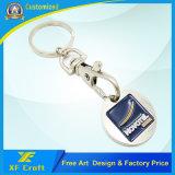 싼 가격 (XF-TK04)에 기념품 동전 홀더 /Trolley 직업적인 주문 키
