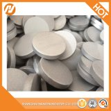 Revestimento de alumínio de discos de alumínio sem fendas para discos rígidos para panelas de alumínio