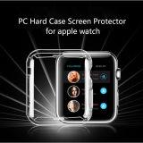 Couverture dure de protecteur d'écran de caisse de PC pour la montre d'Apple