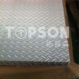 床階段のためのスリップ防止201ステンレス鋼のチェック模様の版