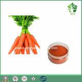 Polvere pura Carotin 1% 10% 30% 96% dell'estratto/beta-carotene della radice della carota, anticancro