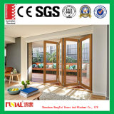 Inswing или раздвижная дверь Outswing Bifold для балкона