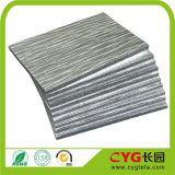 Mousse superbe de la feuille d'aluminium XPE pour l'isolation thermique de construction
