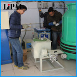 Máquina de fusión de la inducción de la tecnología de Simens IGBT para el acero de cobre de aluminio