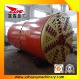 El drenaje automático de China hace un túnel el tubo que alza con el gato la máquina