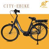 新しいデザイン白い700cアルミニウム安いクラシック250W都市電気バイク