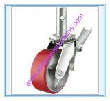 Constructeur durable de roue d'échafaudage
