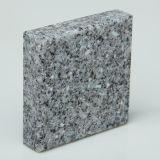 Pierre artificielle blanche pure, surface solide pour Vanitytop, partie supérieure du comptoir, Worktop
