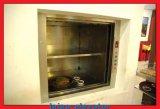 Dumbwaiter 또는 음식 엘리베이터 상승
