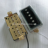 Recolección de la guitarra del Lp de la talla de la aleación de acero 5 P90 Humbucker