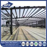 Структура пакгауза структуры металла здания щипца полуфабрикат стальная