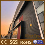 WPC 옥외 디자인 벽면 클래딩 145X20mm