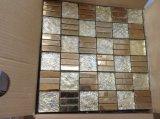 Mosaico di vetro dorato di arte (VMW3502)