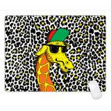 Style de peinture à l'huile Tapis de souris Anti-Fray Cloth Gaming, étendu