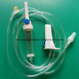 Dehp Free Safe Infusion com Ce / ISO