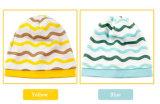 Sombrero fresco 100% de la raya linda del bebé del algodón