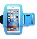 Caja impermeable del teléfono del nuevo brazal del deporte que activa para el iPhone 6 más