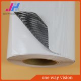 160 micrómetros / 160GSM One Way Vision Window Film
