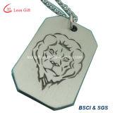 De hete het Verkopen Fabriek Aangepaste Markering van het Huisdier/van de Hond van de Gift van het Metaal van het Embleem