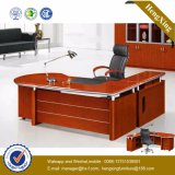 цена l стол толщины 25mm дешевое офиса формы (NS-NW073)