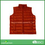 Down-Like тельняшка прокладки для типа куртки холодной зимы безрукавный