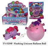 Hot Funny Unicorn Balloon Ball Toy