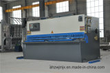 QC11k 10*3200 유압 CNC 단두대 깎는 기계