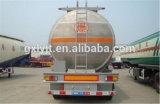 China-Aluminiumkraftstofftank-Schleppseil-LKW-Schlussteil