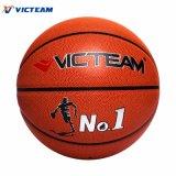 耐久性の古典的な普通サイズ7 5 3バスケットボール
