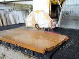台所カウンタートップ(HQ400/600/700)のための石または花こう岩または大理石の打抜き機
