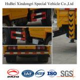 camion aereo della piattaforma di 13.5m Isuzu Qingling con Hoister
