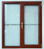 Aluminium schiebendes Windows in China mit Bildschirm