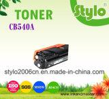 Cartucho de toner cor CB540A para HP 1215/1515 / Cm1312 / 1300 / Cp1210