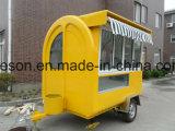Carros do Vending do gelado da rua