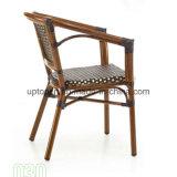 庭の屋外のための4足を搭載するアルミニウム管の椅子(SP-OC369)