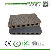 Decking extérieur du Decking/composé en plastique en bois bon marché WPC