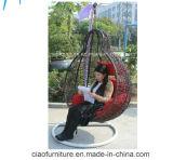 [فوشن] خارجيّة [رتّن] أثاث لازم حديقة [رتّن] أرجوحة كرسي تثبيت