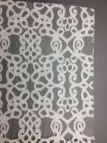 La mode de modèle la plus neuve de tissu de lacet de Raschel à bas pris