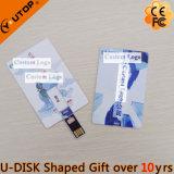 Горячий USB Pendrive кредитной карточки подарков Customerized выдвиженческий (YT-3101)