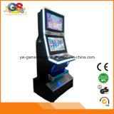 Изогнутые двойные изготовления шкафа машины игры шлица сенсорного экрана экрана