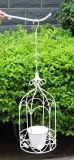 Weinlese-dekorativer hängender Pflanzer-Standplatz