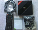 Boîte de télévision Android de haute qualité, 3G / 32g Kodi TV Box, lecteur multimédia Android