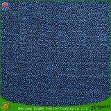 Poliéster tejido colorido como tela de cortina de apagón de lino