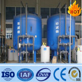 O PLC controla o filtro ativo automático do carbono