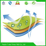 Breathable пленка для пеленки Ткан-Как задний материал листа для пеленки
