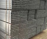 Aislante de tubo cuadrado galvanizado estándar de la marca de fábrica ASTM A500 de Youfa para la venta