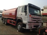 Sinotruk HOWO 20000Lの燃料のタンク車