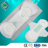Tovaglioli sanitari del cotone perforato pesante poco costoso all'ingrosso di flusso