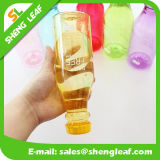 창조적인 플라스틱 광수 병 휴대용 물 컵