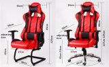 Dickson ergonomischer Wcg gemütlicher synthetischer lederner laufender Stuhl